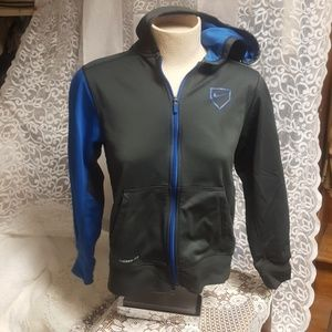 fc3a52a19 Nike Shirts & Tops - NIKE Boys Youth Therma-Fit Baseball Jacket Hoodie